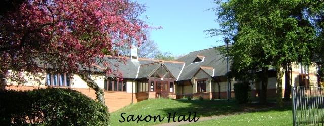 saxon hall